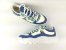 Tênis Chunky Diamante Branco Trabalhado com Azul, Verde e Lilás - Imagem 3