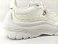 Tênis Chunky Diamante Branco Total Trabalhado em Textura - Imagem 8