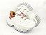Tênis Chunky Sneaker Branco com Caramelo Solado 6 cm - Imagem 9