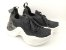 Tênis Chunky Sneaker Preto Clássico Trabalhado em Tecido Solado 5 cm - Imagem 9