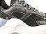 Tênis Chunky Sneaker Preto Clássico Solado Branco 5 cm - Imagem 4