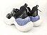 Tênis Chunky Sneaker Preto Clássico Solado Branco 5 cm - Imagem 10