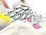 Tênis Chunky Sneaker Colorido Amarração Atrás Solado 5 cm - Imagem 3