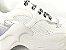 Tênis Chunky Sneaker Branco Total Solado 5 cm - Imagem 3