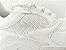 Tênis Chunky Sneaker Branco Total Clássico com Solado 5 cm - Imagem 6