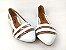 Sapatilha Branca com Transparência Clássica - Imagem 5