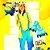 Kit Pijama Kigurumi Fantasia Macacão Minion Meu Malvado Favorito com pantufa pata - Imagem 1