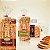 Saco Plástico para Pão com Impressão Pão de  Fubá - Imagem 3