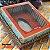 Caixa de Ovo de Colher Decorada Laranja 350g - Imagem 1