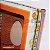 Caixa de Ovo de Colher Decorada Laranja 350g - Imagem 2