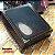 Caixa de Ovo de Colher Decorada Marrom 350g - Imagem 1