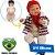 Boneco Estilo Bebê Reborn Eduard Elegance 40cm Baby Brink - Pronta Entrega! - Imagem 1