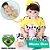 Bebê Reborn Nayra 55cm com Roupinha de Vaquinha - Pronta Entrega! - Imagem 1