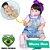 Bebê Reborn Marieta Toda em Silicone 55cm - Pronta Entrega! - Imagem 1