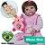 Bebê Reborn Kira Best Friends Ruivinha 55cm - Pronta Entrega! - Imagem 1