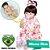 Bebê Reborn Rebeca 55cm com Linda Chuquinha - Pronta Entrega! - Imagem 1