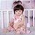 Bebê Reborn Rebeca 55cm com Linda Chuquinha - Pronta Entrega! - Imagem 2