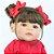 Bebê Reborn 55cm My First Christmas - Edição Especial! - Imagem 7