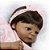 Bebê Reborn Walesca Sweet Girl 55cm - Imagem 7