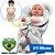 Boneco Estilo Bebê Reborn Paul Elegance 40cm Baby Brink - Pronta Entrega! - Imagem 1