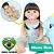 Bebê Reborn Silicone Patrícia 55cm com My Little Pony - Pronta Entrega! - Imagem 1