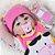 Bebê Reborn Marina Cow 55cm Toda em Silicone - Pronta Entrega! - Imagem 6