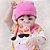 Bebê Reborn Marina Cow 55cm Toda em Silicone - Pronta Entrega! - Imagem 7