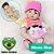 Bebê Reborn Marina Cow 55cm Toda em Silicone - Pronta Entrega! - Imagem 1