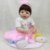 Bebê Reborn Beatriz 55cm com Enxoval My First Easter - Pronta Entrega! - Imagem 6