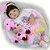 Bebê Reborn Beatriz 55cm com Enxoval My First Easter - Pronta Entrega! - Imagem 2