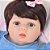 Bebê Reborn Louise 55cm com Corpinho em Silicone - Pronta Entrega! - Imagem 8