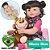 Bebê Reborn Ester 55cm com Pelúcia Sortida Grande - Pronta Entrega! - Imagem 1