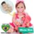 Bebê Reborn Adriana 55cm Pode Dar Banho - Pronta Entrega! - Imagem 1
