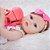 Bebê Reborn Adriana 55cm Pode Dar Banho - Pronta Entrega! - Imagem 8