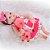 Bebê Reborn Adriana 55cm Pode Dar Banho - Pronta Entrega! - Imagem 2