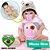 Bebê Reborn Sabrina 55cm com Enxoval de Cachorrinho - Pronta Entrega! - Imagem 1