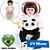 Bebê Reborn Catarina Pandinha 48cm 3/4 Silicone - Pronta Entrega! - Imagem 1