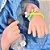 Bebê Reborn Milena 42cm 3/4 Silicone com Ursinho - Pronta Entrega! - Imagem 7