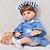Bebê Reborn Milena 42cm 3/4 Silicone com Ursinho - Pronta Entrega! - Imagem 4