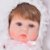 Bebê Reborn Luiza 42cm 3/4 Silicone com Enxoval Floral - Pronta Entrega! - Imagem 6