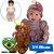 Bebê Reborn Laura Baby Diana 50cm - Pronta Entrega! - Imagem 1