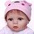 Bebê Reborn Laura Baby Rafaela 55cm - Pronta Entrega! - Imagem 7