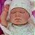 Bebê Reborn 40cm Baby Brink July Muito Realística - Pronta Entrega! - Imagem 4