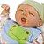 Bebê Reborn 44cm Sleepy Frog Paradise Galleries - Pronta Entrega! - Imagem 4