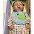 Bebê Reborn 44cm Sleepy Frog Paradise Galleries - Pronta Entrega! - Imagem 6