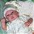 Bebê Reborn 40cm Baby Brink com Olhos Abertos Muito Realístico - Pronta Entrega! - Imagem 7