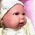 Bebê Reborn 40cm Baby Brink com Olhos Abertos Muito Realístico - Pronta Entrega! - Imagem 4