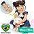 Bebê Reborn Islaine com Coelho e Sapatinho - Pronta Entrega! - Imagem 1