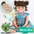 Bebê Reborn Letícia 55cm em Silicone com Coelhinho - Pronta Entrega! - Imagem 1