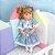 Bebê Reborn Rosângela 55cm com Lindo Vestido Girassol - Imagem 8